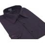 Koszula męska Slim-Fit Fioletowa Śliwkowa
