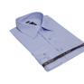 Niebieska koszula Slim Fit BULLATTI