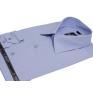 Niebieska koszula Slim BULLATTI