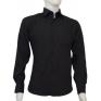 Czarna koszula Slim BULLATTI