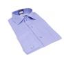 Niebieska koszula biznesowa Slim Fit Fazzini