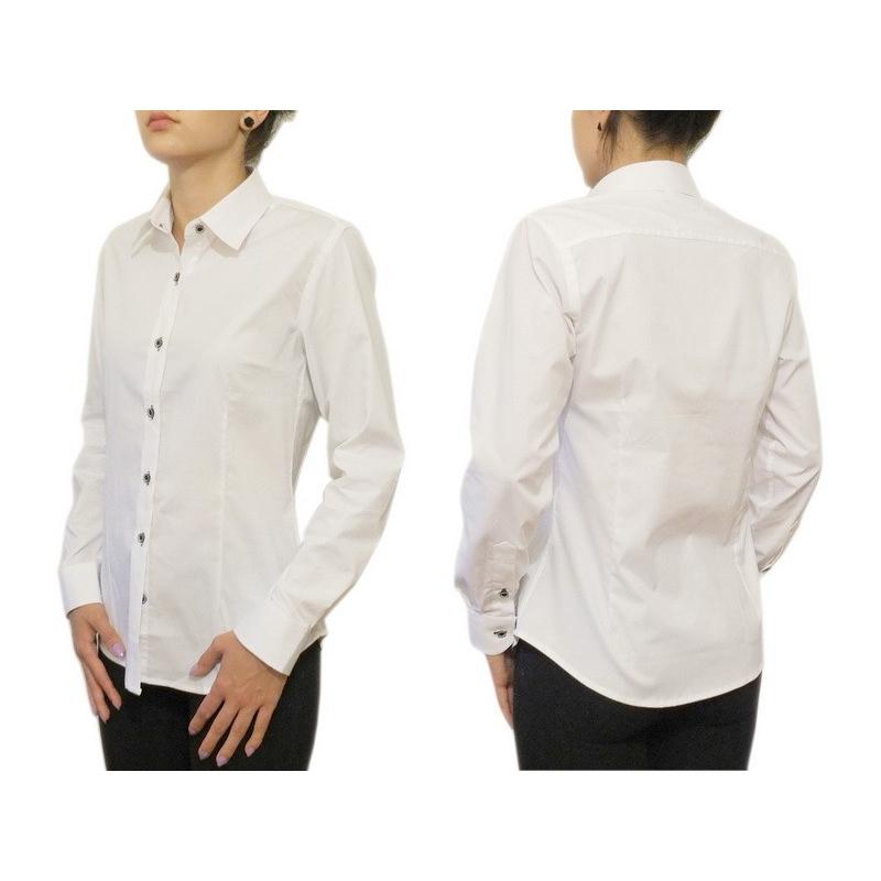Biała koszula damska elegancka Laviino.