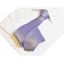 Klasyczny modny krawat LILIOWY fioletowy