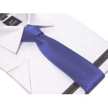 Krawat CHABROWY klasyczny 7 cm