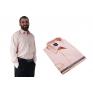 Wizytowa koszula męska MORELOWA jasna 100% bawełna