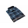 Koszula męska gruba bawełna w kratę