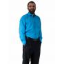 DUŻA koszula męska bawełniana turkusowa