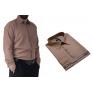 Koszula męska elegancka karmelowa Laviino dl99