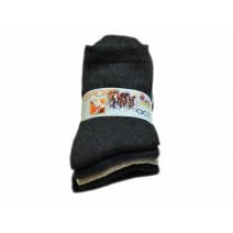 Skarpety sportowe bawełniane polskie czarne białe mix kolorów 5 par