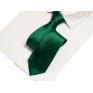 Krawat intensywna zieleń