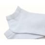 Skarpetki stopki niskie skarpety do kostki białe komplet 3 pary