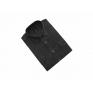 Koszula męska sztruksowa popielata gładka