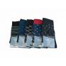 Skarpetki garniturowe eleganckie biznesowe polskie bawełna 5 par mix kolorów
