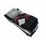 Skarpetki garniturowe eleganckie biznesowe w kratę polskie bawełna 5 par mix kolorów